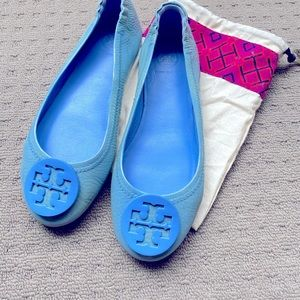 Tory Burch ballet flats size US 6 Authentic